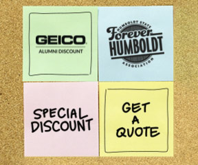 Geico - Forever Humboldt - Special Discount - Get a quote